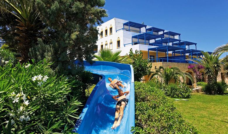 Где отдыхать на Родосе: лучшие семейные отели