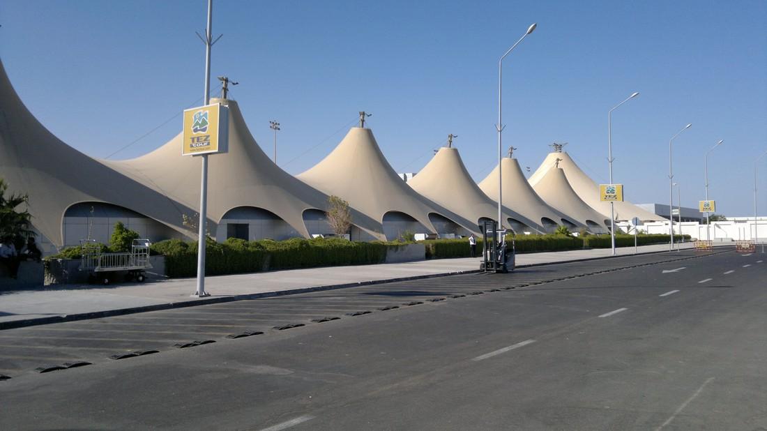 «Пегас» снял программу в Египет из Перми через Турцию