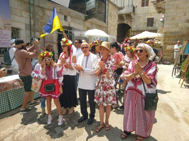 В Ливане пройдет украинский культурный фестиваль