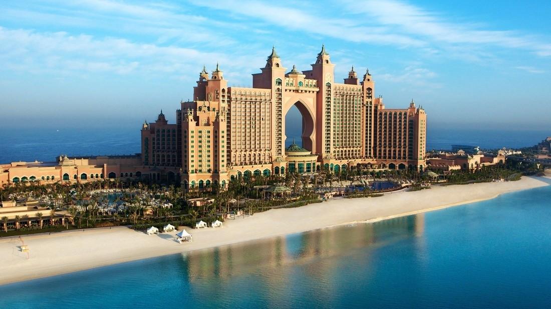 Дубай принял 4.75 млн туристов за первый квартал 2019