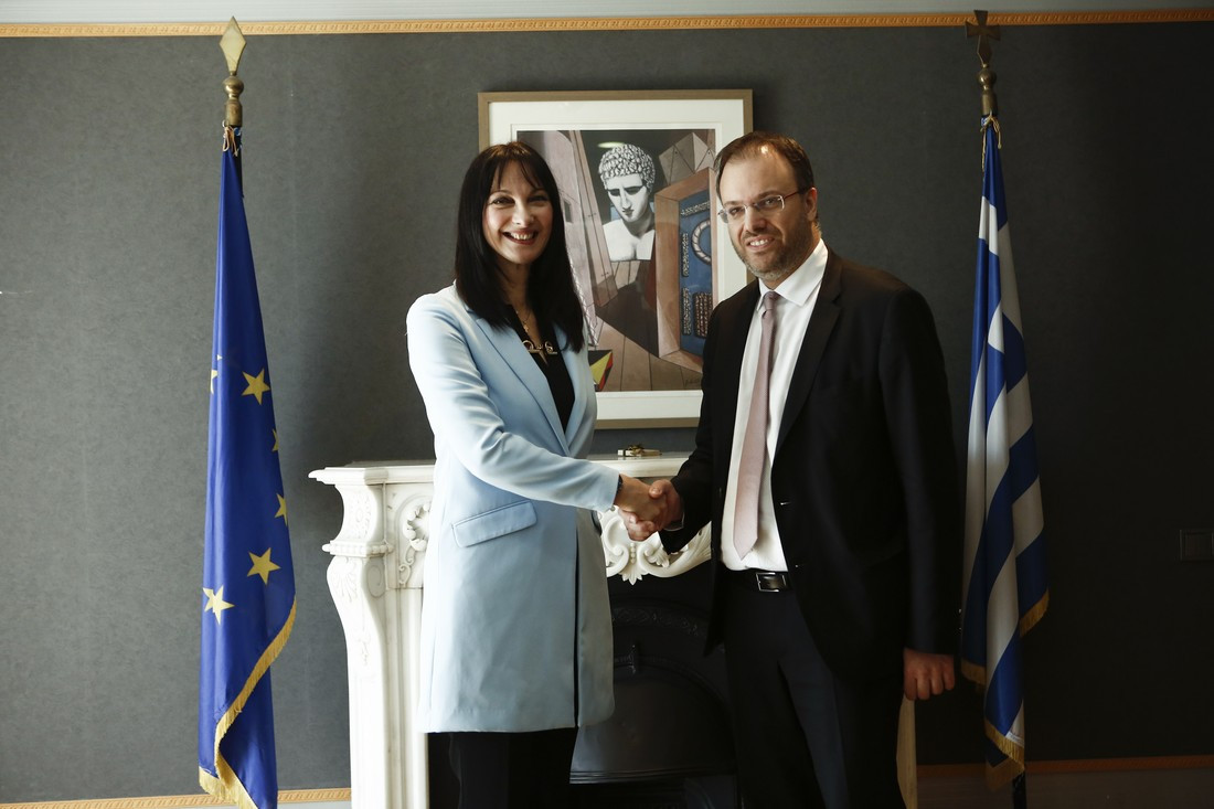 В Греции новый министр туризма. Туроператоры озвучили свои пожелания