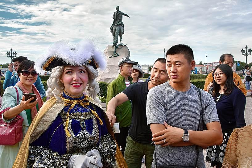 Россия оказалась на 7 месте в Топ-10 популярных у китайских туристов странах, после Камбоджи