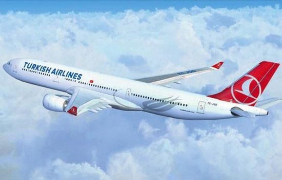 Компания Turkish Airlines уже обслужила 1 млн пассажиров в новом аэропорту Стамбула