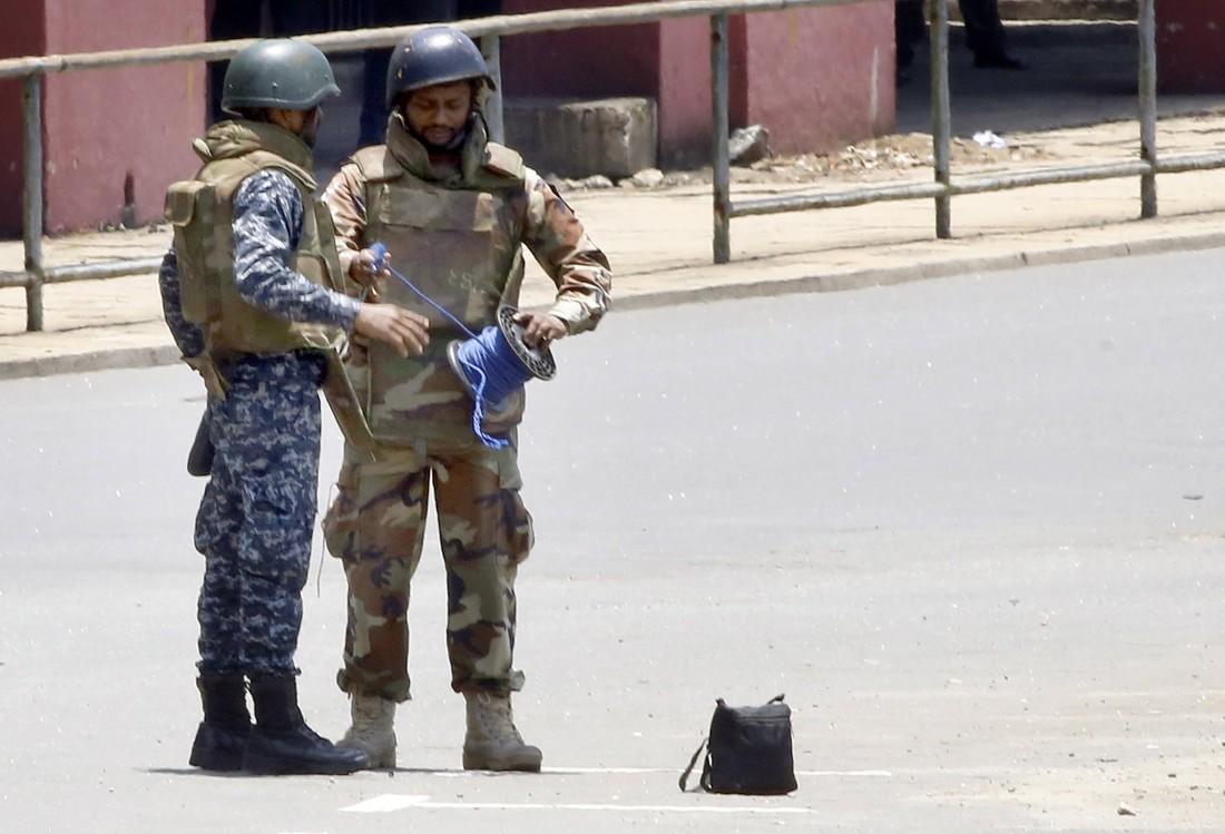 На Шри-Ланке заявили о принятых мерах для защиты туристов