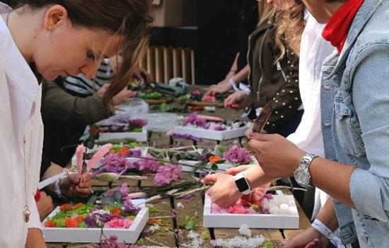 Весна расцветет в Анкаре с Цветочным Фестивалем 3 мая