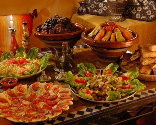 Лучшие рецепты марокканской кухни